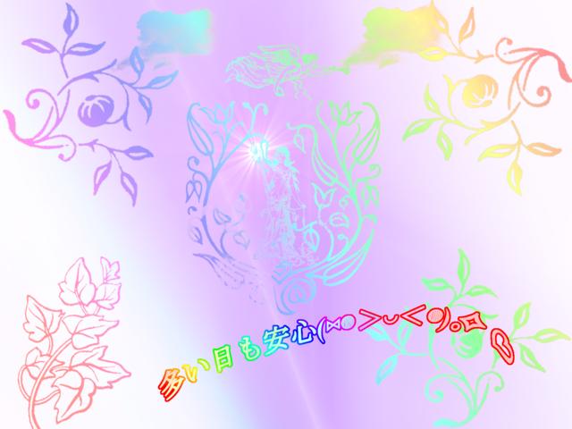 女神と天使のアートデザイン